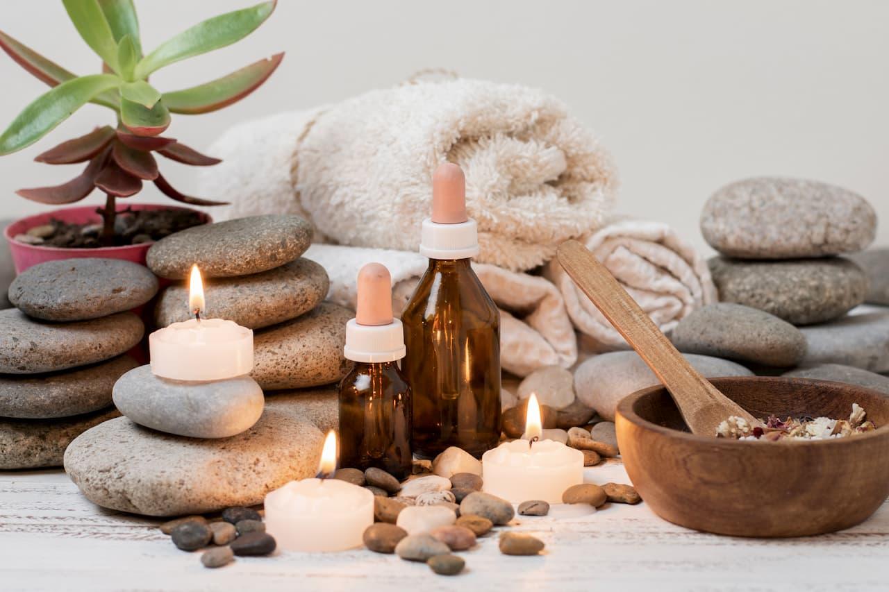 Les produits d'aromathérapie