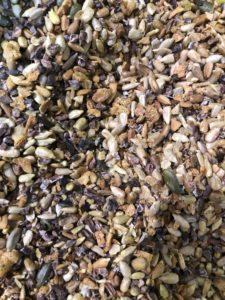 Graines pour salade et soupe/ Courage Tournesols / Cacao/